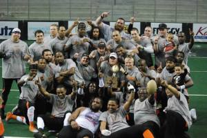 Liotta Led Erie to a 12-0 Record and the 2013 CIFL Championship