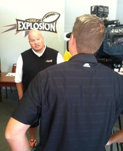 Erie Explosion Capture 2014 CIFL Championship